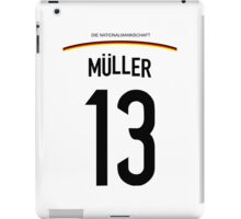 Thomas MÜLLER World Cup 2014 iPad Case/Skin