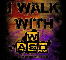 I Walk with WASD (And sprint with shift) v2 by Alessandro Bianco