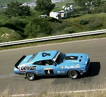Ford Falcon Hardtop @ Mount Panorama,Australia 1978 by muz2142