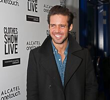Spencer Matthews at the Clothes show live 2014 in Birmingham by Keith Larby