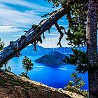 Crater Lake #102 by Richard Bozarth