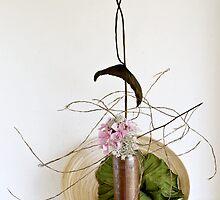 Ikebana-041 by Baiko