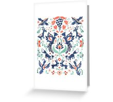 Nature in balance Greeting Card