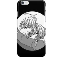 Syaoran and Sakura - Cardcaptor Sakura iPhone Case/Skin