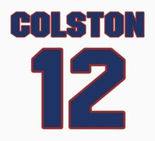 National football player Marques Colston jersey 12 by imsport