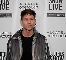 Joey Essex by Keith Larby