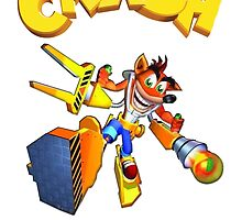 Crash Bandicoot Wrath of Cortex by sergiodamlgpro