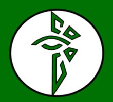 Enlightened Green Lantern Sticker