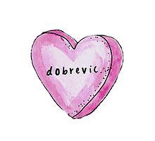 dobrevic heart by nikolinalooch
