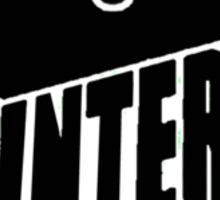 The Internet. Sticker