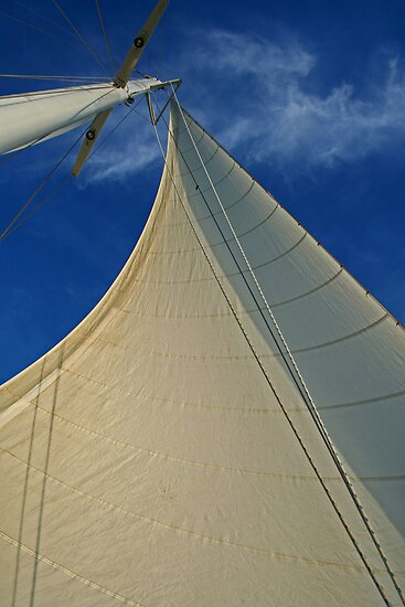 Come Sail Away by Scott Ruhs