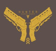Hunter Gunslinger - Destiny  by sergiodamlgpro