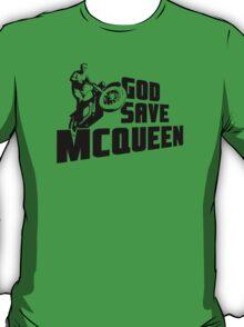 God Save McQueen T-Shirt