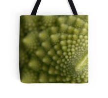 a close look at italian broccoli Tote Bag