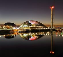 Glasgow Science Centre by Grant Glendinning