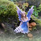 Fairy In The Garden............ by lynn carter