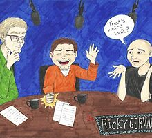 The Ricky Gervais Show by Oops-Destiel