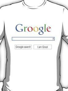 I Am Groot (Google) T-Shirt