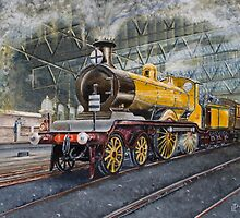 Stroudley's Improved Engine Green by Rasendyll