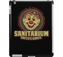 The Smith's Grove Sanitarium iPad Case/Skin