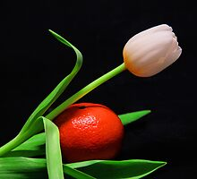 A touch of fruit by jerry  alcantara