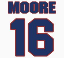 National football player Lance Moore jersey 16 by imsport