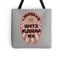 Lebowski White Russian Mix Tote Bag