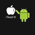 I Fixed It! by janeemanoo