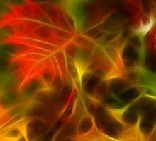 Autumn Leaves by Teresa Zieba