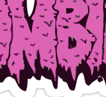 FLATBUSH ZOMBIE Sticker