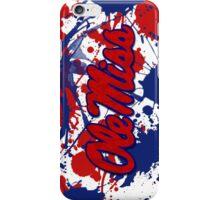 Ole Miss! iPhone Case/Skin