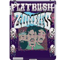 FLATBUSH ZOMBIE BODEGA BAMZ DILLON COOPER iPad Case/Skin