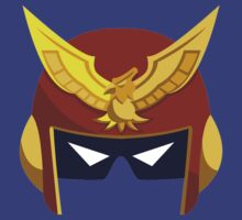 Captain Falcon Helmet by Icare