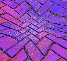 Wavy Bricks by Karen Martin IPA