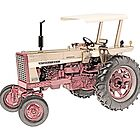 International Havester Farmall 544 by surgedesigns