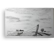 Tomorrows Work    141207 Canvas Print