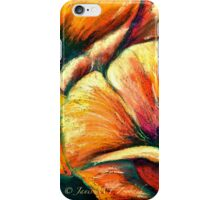The Poppy Journals...The End of the Story iPhone Case/Skin