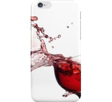 Spilt Wine iPhone Case/Skin