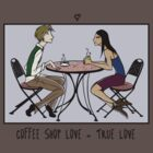 Coffee Shop Love by Maureen Babb