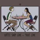 Coffee Shop Love by Maureen Babb