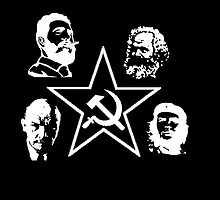 B&W Communism by Timoteo Delgado