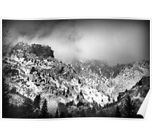 American Fork Canyon Poster