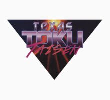 Texas Toku Taisen - Justice Prevails!  Kids Clothes