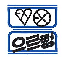EXO XOXO by akhus