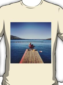 Serene Moments in Tahoe T-Shirt