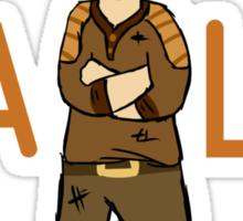 The Maze Runner - Chibi Gally Sticker
