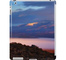 Palomino Valley Glow Fog iPad Case/Skin