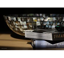 Table Tableau Photographic Print