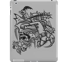 Dick and Bruce - Newsprint Edition iPad Case/Skin