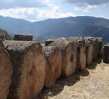 Foundations at Delphi by Joanna Wu